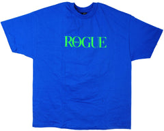 Rogue Status Rogue Vogue S/S - Royal/Neon Green - Men's T-Shirt