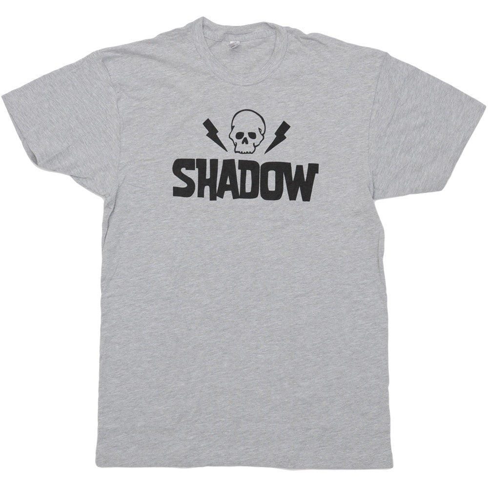 The Shadow Conspiracy Skull - Grey - Men's T-Shirt