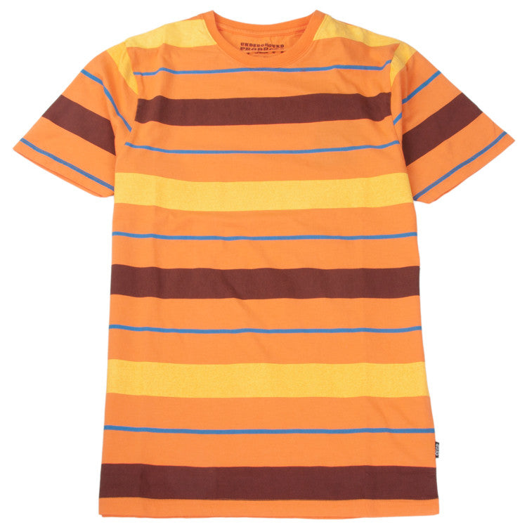 Underground Products Loco - Orange - Men's T-Shirt