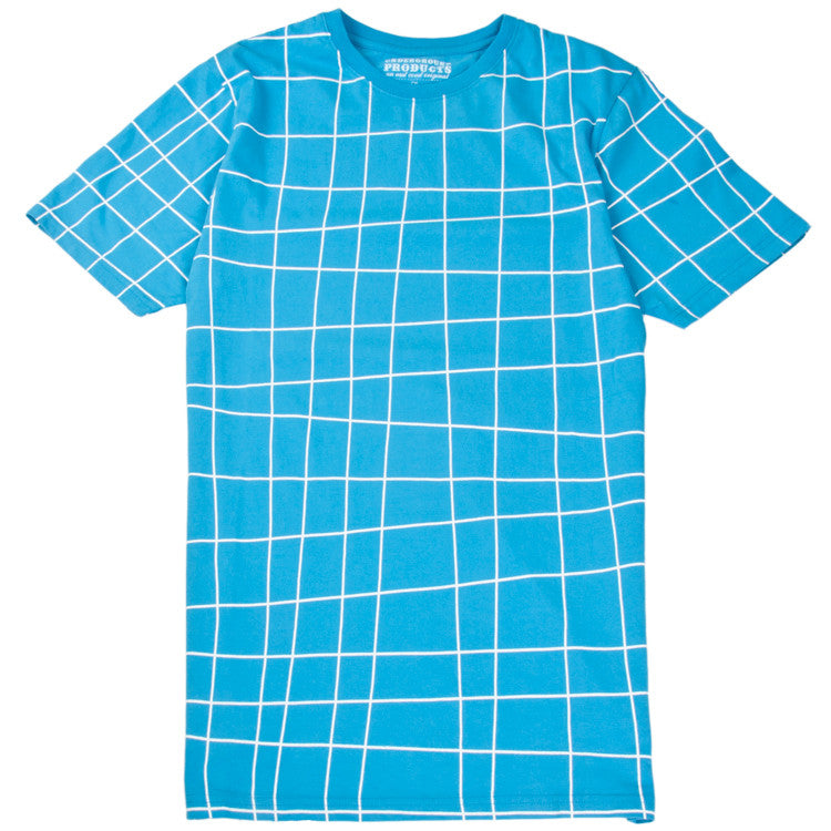 Underground Products Rad - Blue - Men's T-Shirt