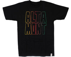 Altamont Life Sized S/S - Black - Men's T-Shirt