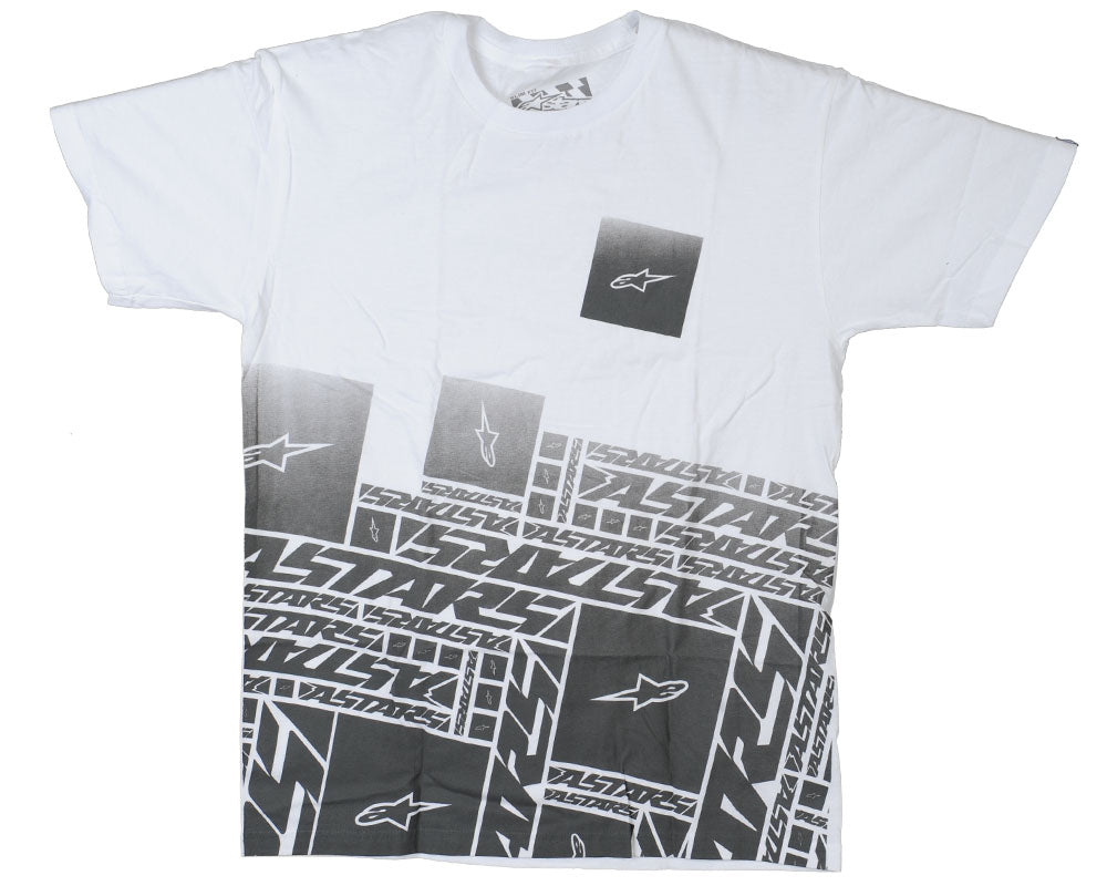Alpinestars Leak S/S - White - Men's T-Shirt