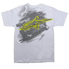 Alpinestars Disconnect Tee - White - Mens T-Shirt