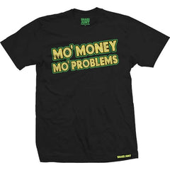Shake Junt Mo Money S/S - Black/Yellow - Men's T-Shirt