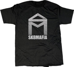 Sk8mafia Rise Up - Black - Men's T-Shirt