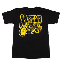 DePalma Backstreet Tee - Black - Mens T-Shirt