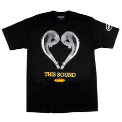 FMF Love This Sound Tee - Black - Mens T-Shirt