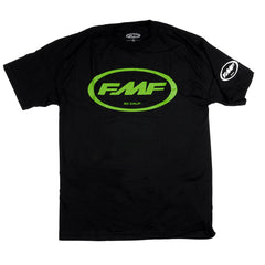 FMF Classic Don Tee - Black - Mens T-Shirt