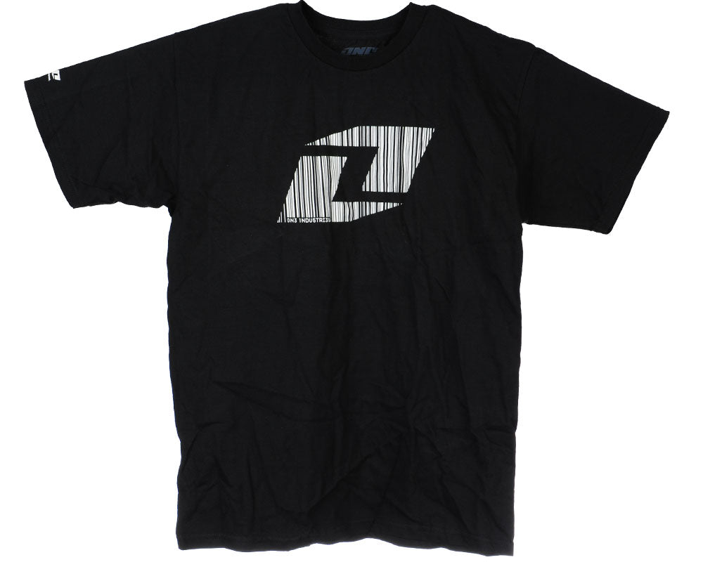 One Industries Barcode S/S - Black - Men's T-Shirt