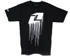 One Industries Drip S/S - Black/White - Men's T-Shirt