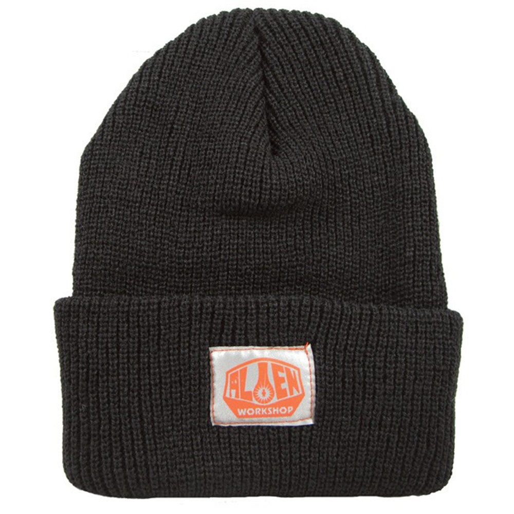 Alien Workshop OG Reflective - Black - Men's Beanie