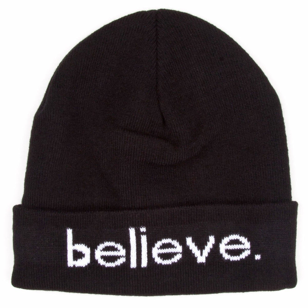 Alien Workshop Believe - Black - Men's Beanie