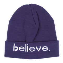 Alien Workshop Believe - Navy - Men's Beanie
