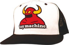 Toy Machine Monster Patch Snapback - Black - Men's Hat