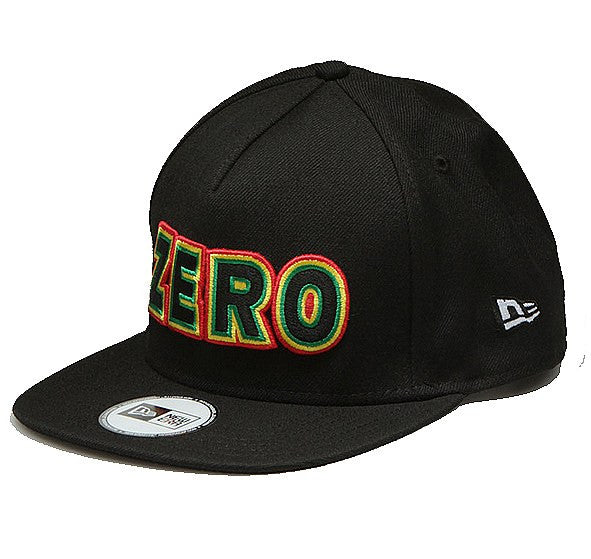 Zero Bold New Era - Rasta//Black - Hat