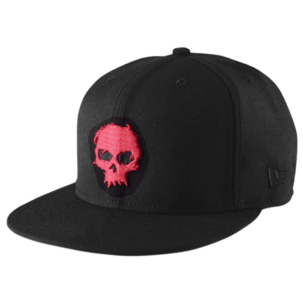 Zero Blood Skull - Red Skull/Black Cap - Men's Hat