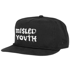 Zero Missed Youth Snapback - Black - Men's Hat