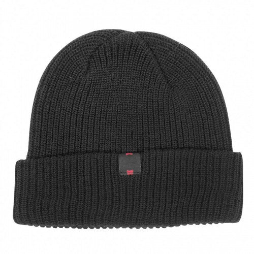 Independent Long Shoreman - Black - One Size Fits All Men's Beanie