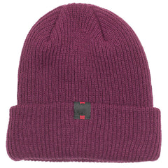 Independent Label Long Shoreman - OS - Eggplant - Men's Beanie