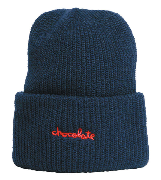 Chocolate Chunk Mask - Blue - Men's Beanie
