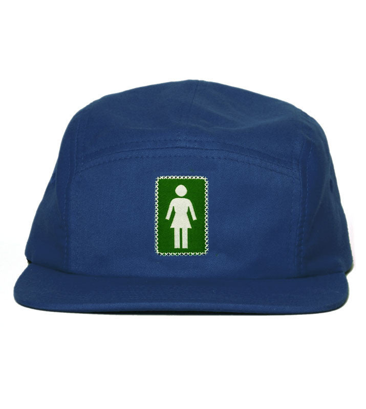 Girl OG Camper - Navy - Men's Hat