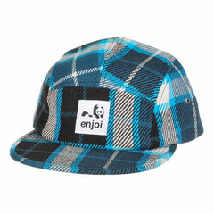 Enjoi Dumb Step Cap Strapback - Turquoise - Men's Hat