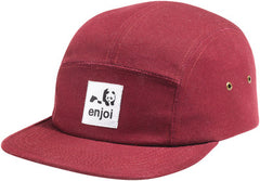 Enjoi Unoriginal Cap Strapback - Oxblood - Men's Hat