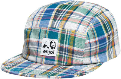 Enjoi Plamper Strapback - Multi - Men's Hat