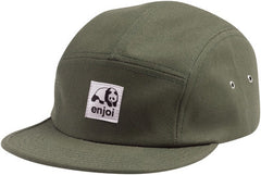 Enjoi Unoriginal Cap Strapback - Green - Men's Hat