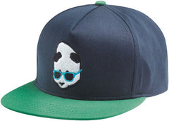 Enjoi Dis Hat Snapback- Navy - Men's Hat