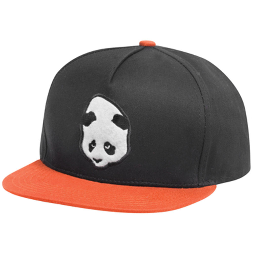 Enjoi All Nighter Snapback Cap - Burnt Orange - Men's Hat
