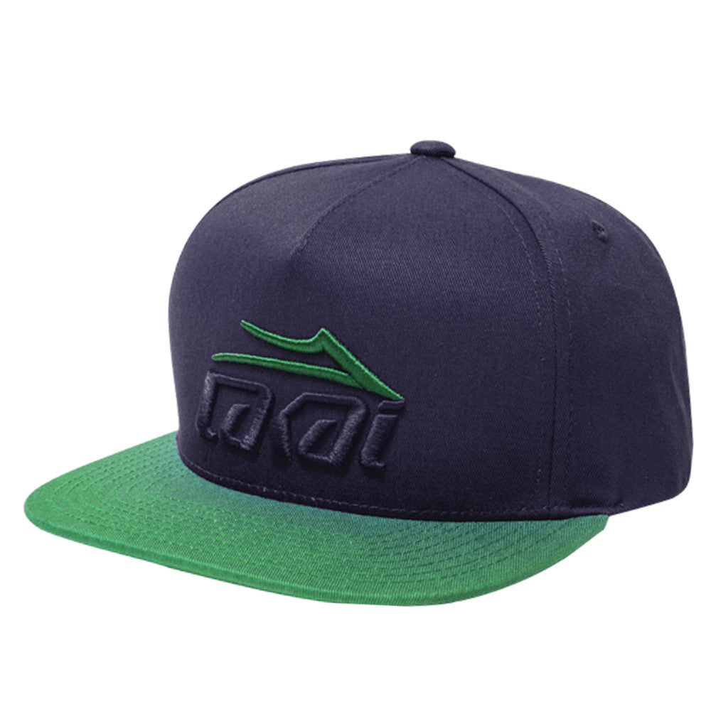Lakai Tonal Snapback - Navy - Men's Hat