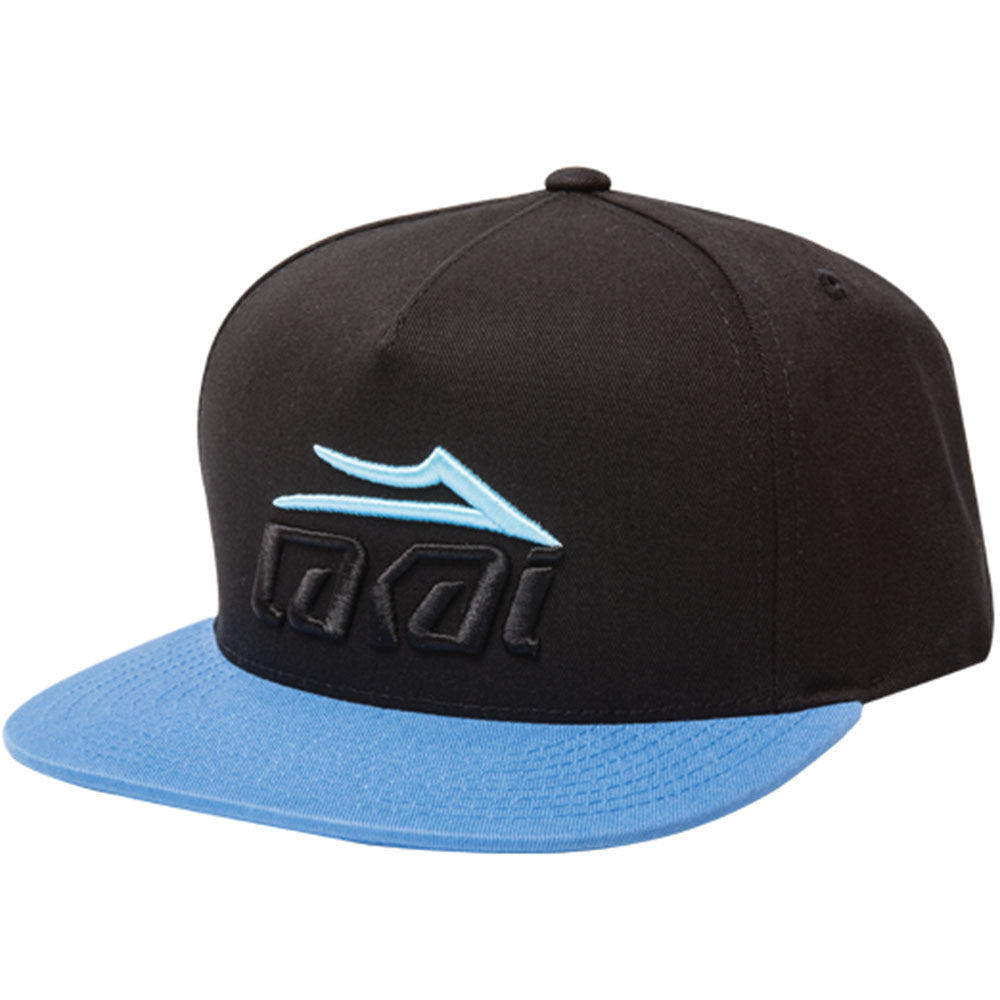Lakai Tonal Snapback - Black - Men's Hat