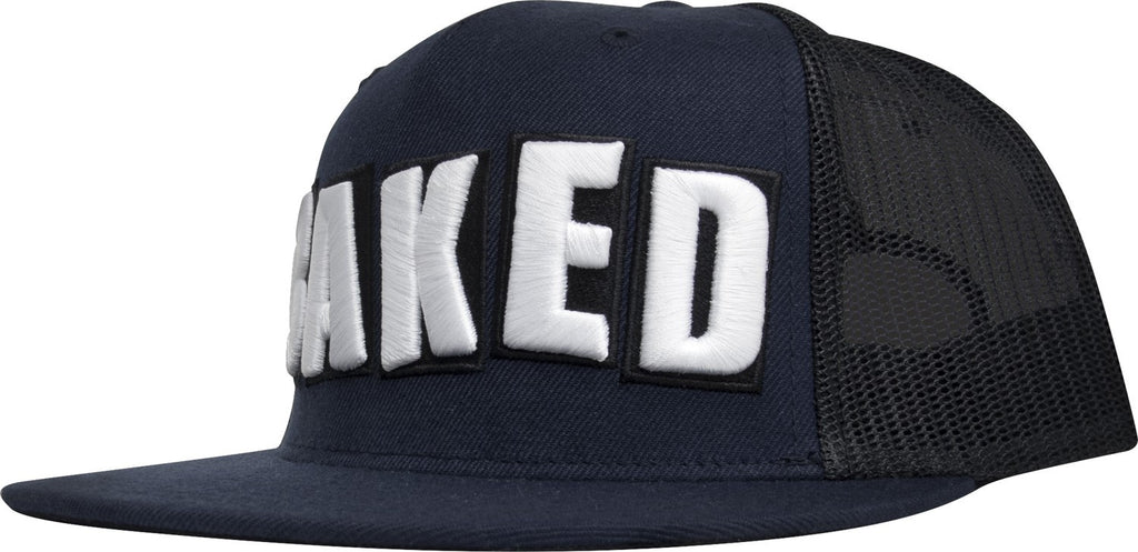 Baker Baked Trucker - Navy - Men's Hat