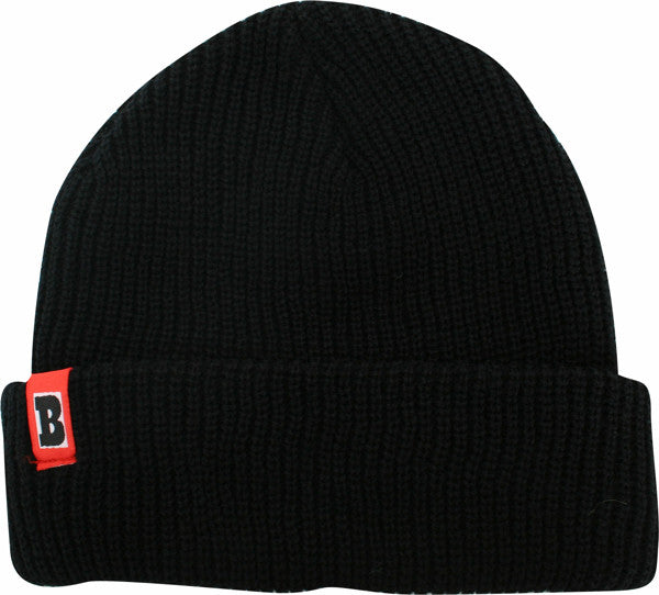 Baker Double Down - Black - Men's Beanie