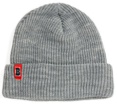 Baker Double Down - Grey - Men's Beanie