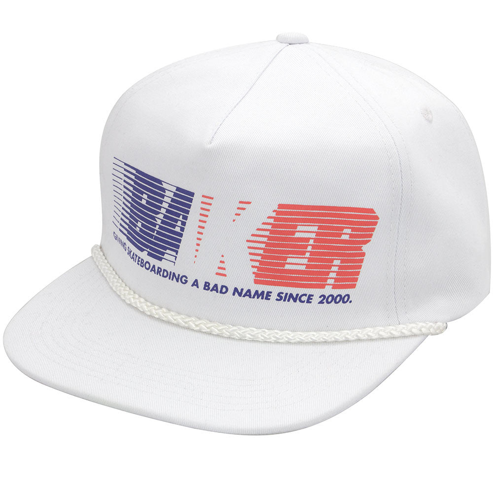 Baker United Snapback - White - Men's Hat