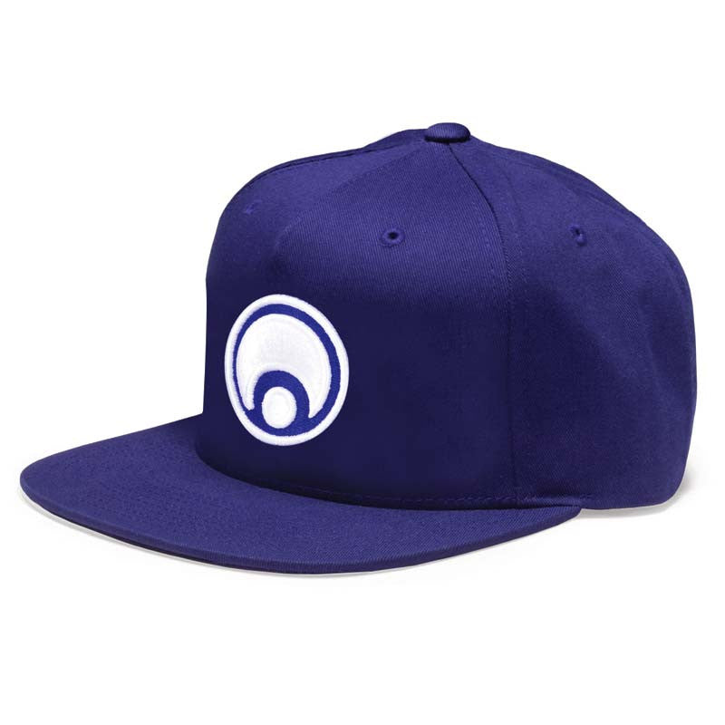 Osiris Standard Snapback - Purple/White - Men's Hat