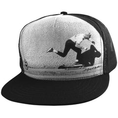 Foundation JGB Pusher Mesh - Black - Men's Hat