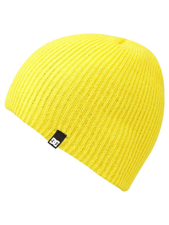 DC Clap - OS - Blazing Yellow - Men's Beanie