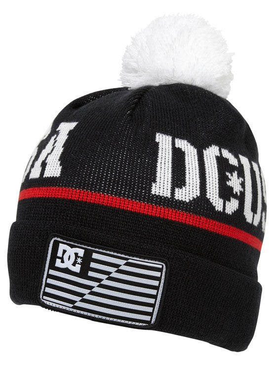 DC Rob Dyrdek DCUSA Bar - OS - Black - Men's Beanie
