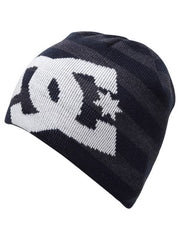 DC Big Star - DC Navy Stripe - Men's Beanie