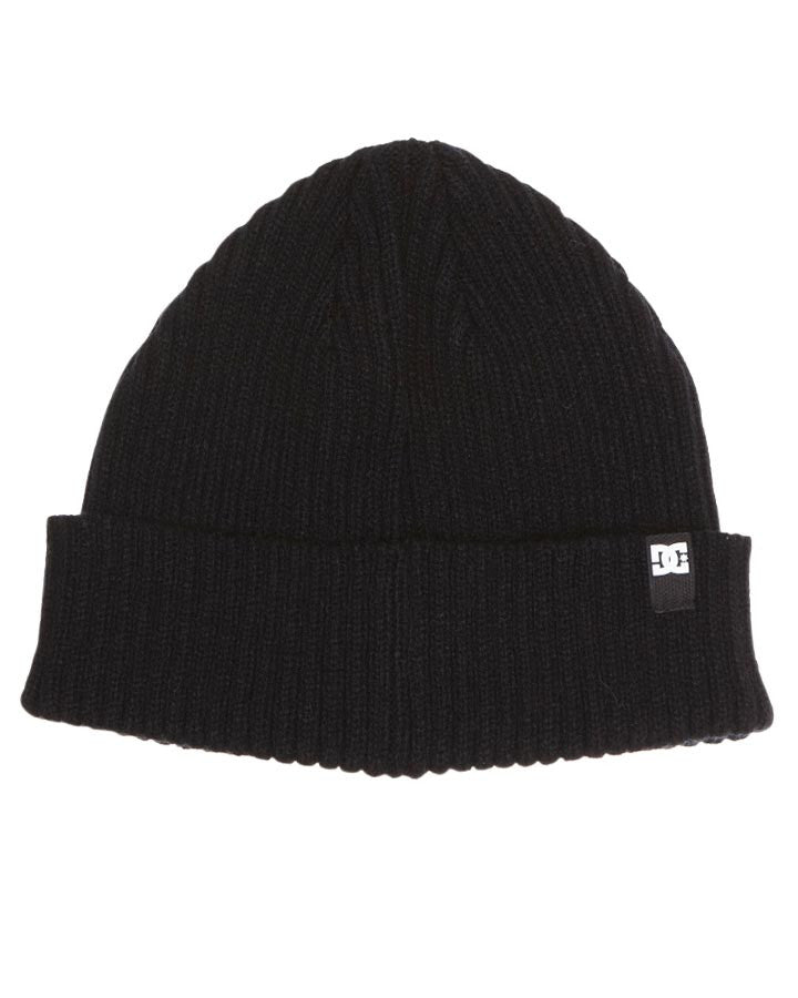 DC Serrano - OS - Black - Men's Beanie