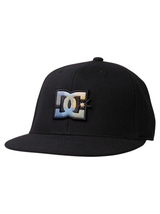 DC Take That 210 Flex Fit - DC Navy Plaid - Men's Hat