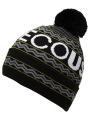DC Hatten - Black - Men's Beanie