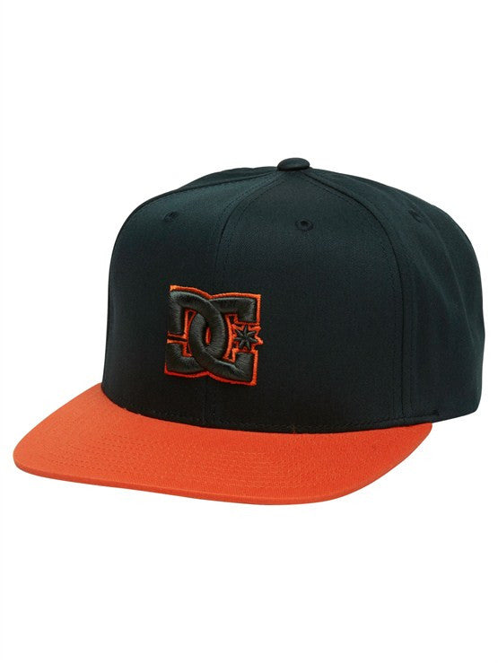 DC Snappy Snapback - Predator/Orange - Men's Hat