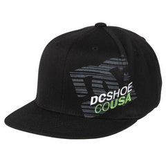 DC Broseff - Black - Men's Hat