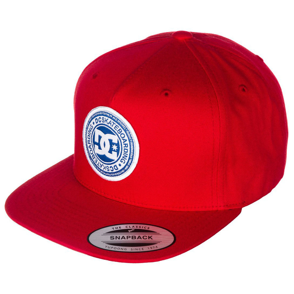 DC Stapler Snapback - Formula One RQR0 - Men's Hat