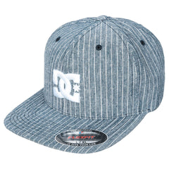 DC Cap Star TX Fitted - Peacoat BTN2 - Men's Hat