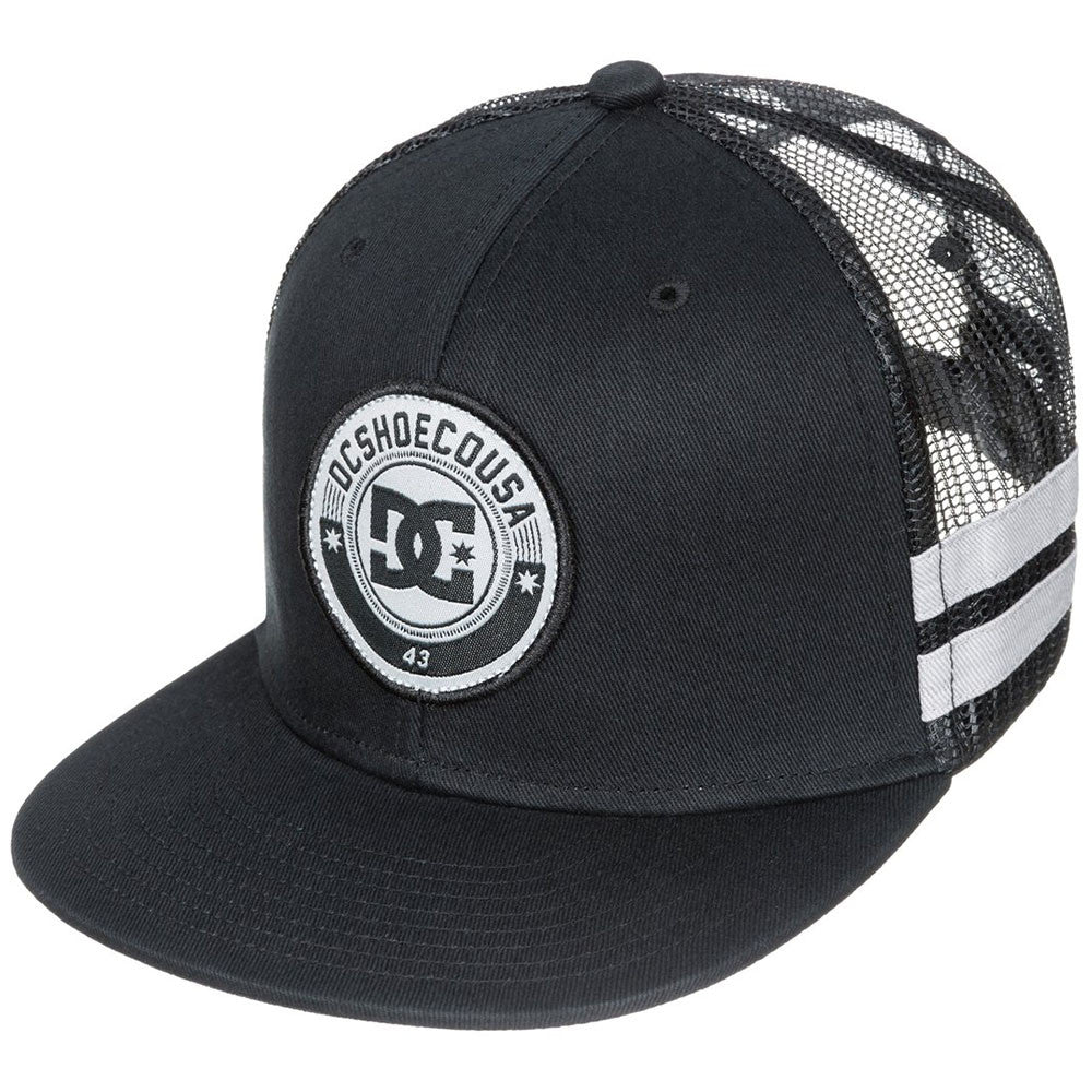 DC Speedster Snapback - Anthracite KVJ0 - Men's Hat